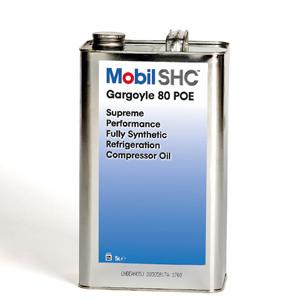 Nouveauté : MOBIL SHC GARGOYLE™ 80 POE, une huile pour la lubrification des compresseurs au R-744